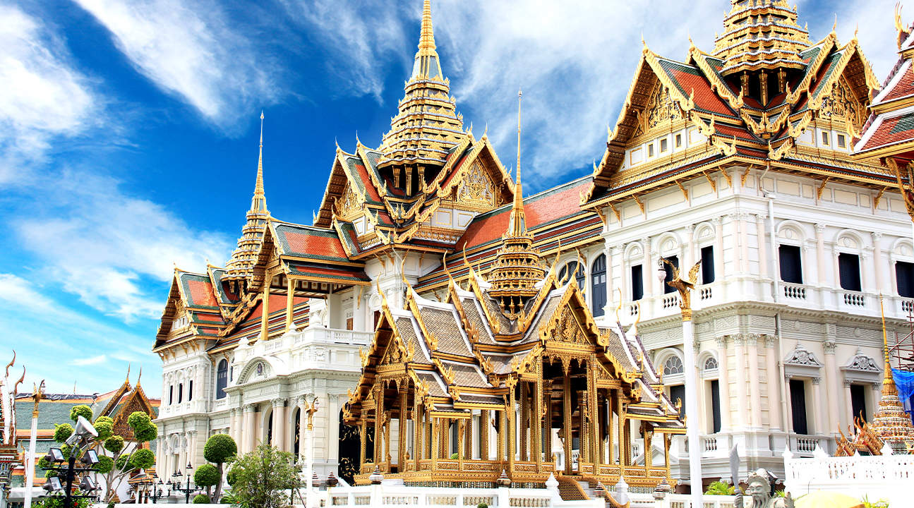 temples in grand palace